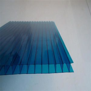 Double Wall Polycarbonate Shees / Sunshine Sheets for Roofing (Tonon07041)