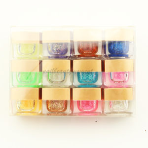 Nail Art Beauty Glitter Color UV Gel Kit (UG03) pictures & photos