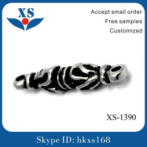 DIY Custom Metal Logo Bead