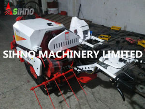 Factory Price of Half Feeding Rice Combine Harvester pictures & photos