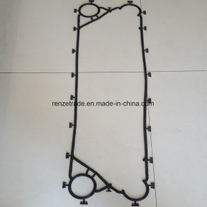 High Temperature Resistance Rubber Gasket for Plate Heat Exchanger pictures & photos