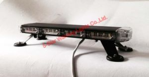 Black Case Slim LED Mini Lightbar pictures & photos