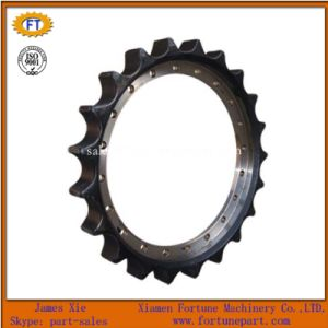 Replacement Spare Parts Sprocket for Komatsu Excavator Undercarriage pictures & photos