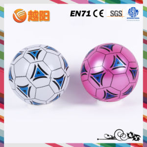 PVC Hot Selling Toys Inflatable Plastic Color Printing Soccer Ball