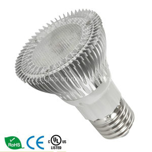 LED Bulb Light with Screw Lamp Base (BL-NHP9PAR20-01) pictures & photos