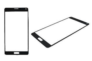Outer Front Screen Glass Lens for Samsung Galaxy Note 4 pictures & photos