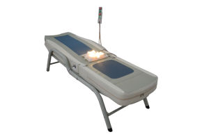 Heating Jade Massage Bed Health Care pictures & photos