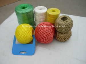 PP Splitfilm Twisted Twine Poly Agriculture Garden Used pictures & photos