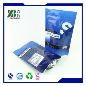 Laminated Transparent Stand up Zipper Ziplock Bag pictures & photos