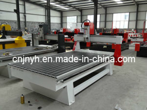 Yh1325 1300*2500mm 3D Photo Carving CNC Router