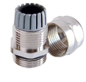 IP68 Waterproof Pg Metric Thread Metal Cable Gland Plated with Nickel pictures & photos