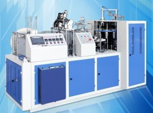 Latest Design Paper Cup Forming Machine for 1.5-12oz pictures & photos