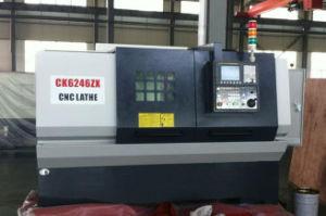 Flat Bed CNC Lathe Machine (CNC Lathe CK6140ZX CK6146ZX CK6150ZX) pictures & photos