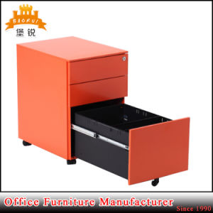 Colorful 3 Drawer Under Desk Mobile Cabinet pictures & photos