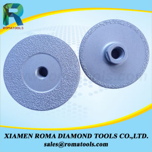 Romatools Diamond Wheels Vacuum Brazed pictures & photos