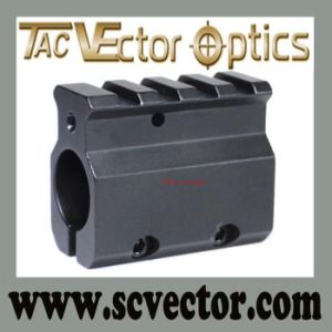 Vector Optics 0.75′′ Low Profile 750 Gas Block Mount for Laser Sight and Flashlight pictures & photos