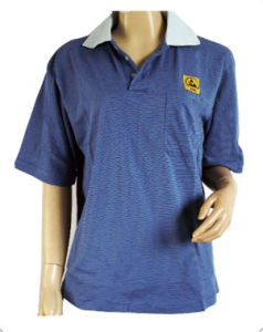 ESD Garment Anti-Static Polo Shirt, T-Shirt