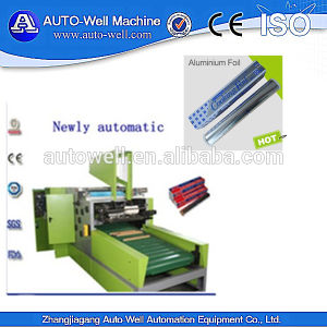 Aluminum Foil Rewinding Production Line pictures & photos
