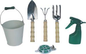 G5501 6PCS Garden Tool Set