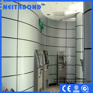 Waterproof Interior and Exterior Decoration Material Aluminum Composite Panel pictures & photos