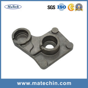 China Supplier Custom Precision Investment Steel Casting Flange pictures & photos
