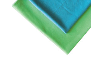 Glass Cleaning Cloth Microfiber Towel Microfiber Cloth for Multipurpose (4005) pictures & photos