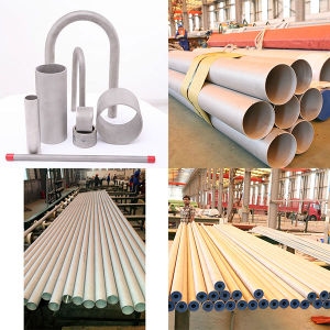 AISI Stainless Steel Seamless Steel Pipe (TP304L TP316L TP310S) pictures & photos