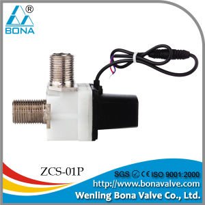 Inductive Automatic Sensor Faucet Water Solenoid Valve Zcs-01p pictures & photos