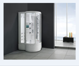 Special Shape Computer Shower House with Tub (M-8235R/L) pictures & photos