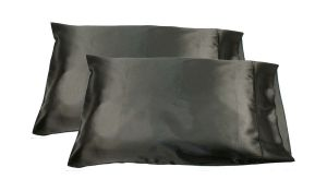 Smooth and Soft Satin Silk Pillow Case Pillow Cover for Sale