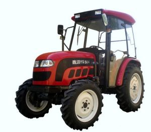 Hot Sale Th504 Tractor with Cabin (50HP, 4WD)