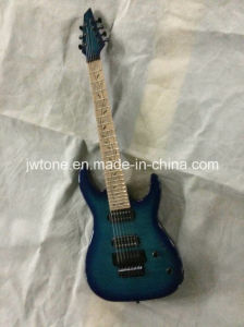 7 String Neck Through Body Electric Guitar pictures & photos