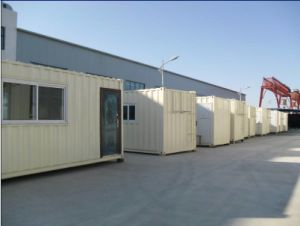 Multifunctional Prefab Container House for Living Home/Camp/ Accommodation pictures & photos