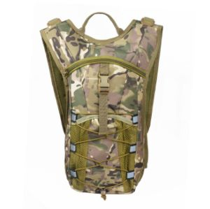 Outdoor Sports Camouflage Military Hydration Backpack with Water Bladder Bag pictures & photos