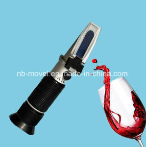 Hand-Held Grape Wine Refractometer for Red Wine pictures & photos