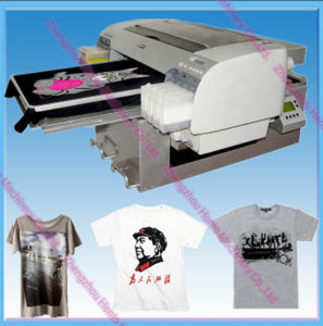 Hot Selling T-shirt Printing Machine pictures & photos
