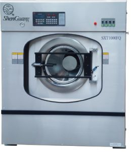 Full Suspension Fully Automatic Industrial Washer Extractor (SXT) pictures & photos