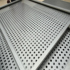 2mm Stainless Steel Perforated Sheet pictures & photos