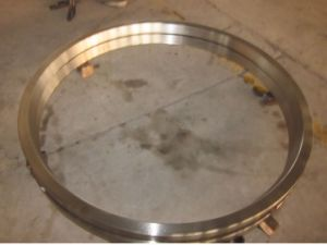 Concrete Mixer Truck Track Rings, Drive Flanges pictures & photos