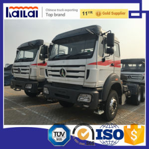 China North Benz Beiben 380HP 420HP Tractor Truck 6X4 pictures & photos