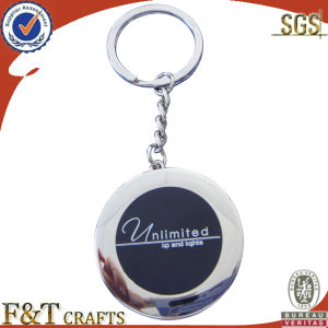 Custom Foldable Purse Bag Hanger with Keyring (FTBH1032H) pictures & photos