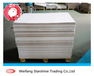 White Color Coated Duplex Board 300g