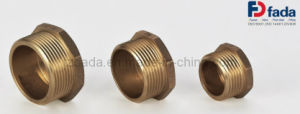 Lead-Free Brass & Bronze Cap & Pipe Fittings (CE DVGW certificated) pictures & photos