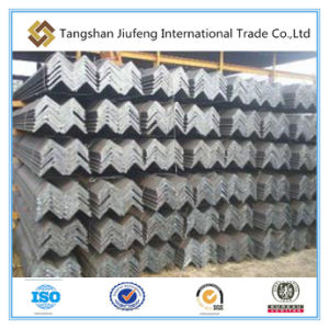 Q235 Ms A36 Black Carbon & Galvanized Angle Steel Bar pictures & photos