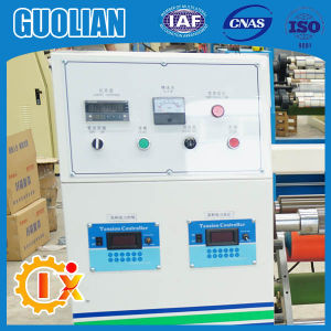 Gl-806 High Quality Adhesive Tape Rewinding Machine pictures & photos