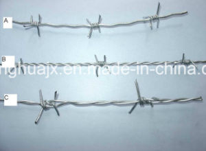 Double Twist Barbed Wire Machine (SH-N3) pictures & photos