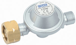 LPG Euro High Pressure Gas Regulator (H30G01B2.5) pictures & photos
