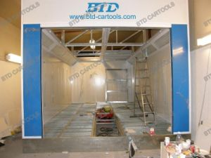 Paint Booth (CE, Spray Booth, 2 Years Warranty Time) (BTD 7600) pictures & photos