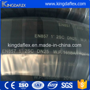 Oil Resistant Rubber Hose (En857 1SC/2SC) pictures & photos