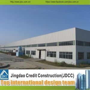 High Quality and Competitive Price Steel Structural Building Warehouse Jdcc1004 pictures & photos